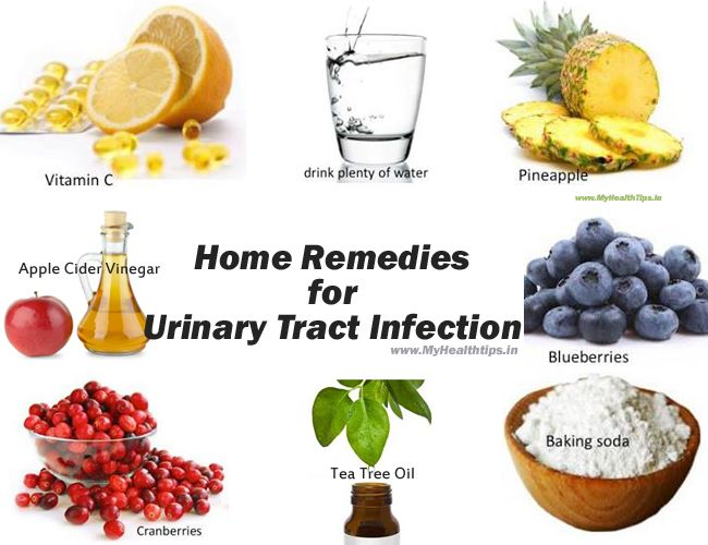 Natural Foods Cure Urinary Tract Infection