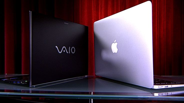 Prizefight: Sony Vaio Pro 13 vs. Apple's 13-inch MacBook Air