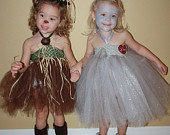 Wizard of oz scarecrow and tin man toddler costumes