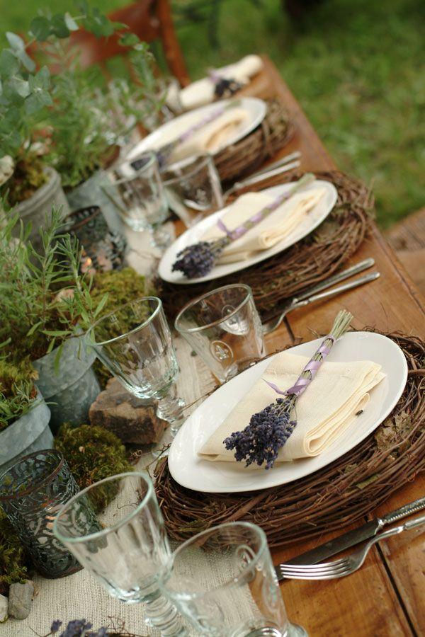 farm to table tablescape, Julia M Usher, alfresco entertaining
