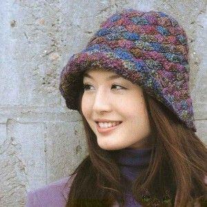 Вязание шапок. Вязаные зимние шапки 2012-2013