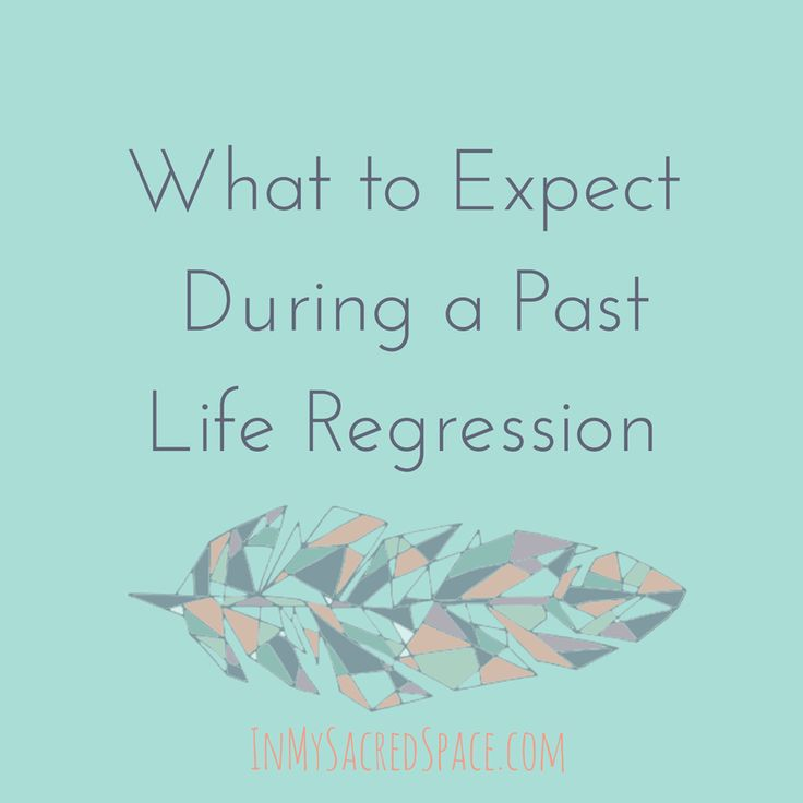 What to expect during a past life regression with a trained hypnotherapist / regressionist. #InMySacredSpace