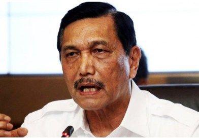 Luhut : Indonesia Tolak Klaim 9 Dashed Line China