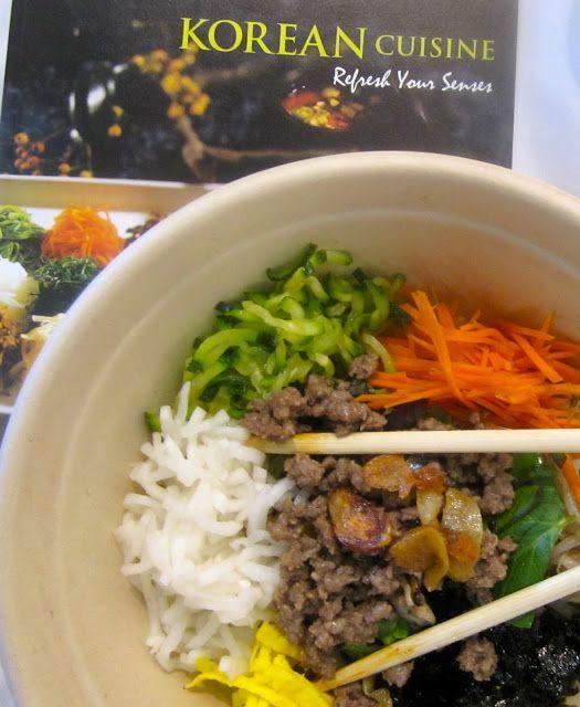 Christina's Cucina: Korean Bibimbap: A Delicious, Healthy Meal in a Bowl