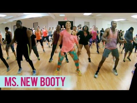 Bubba Sparxxx - Ms. New Booty ft. Ying Yang Twins (Dance Fitness with Jessica) - YouTube