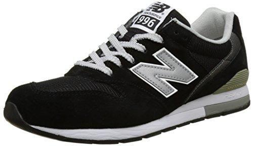 Oferta: 36€ Dto: -70%. Comprar Ofertas de New Balance 996, Zapatillas para Hombre, Negro (Black), 37-39 EU barato. ¡Mira las ofertas!