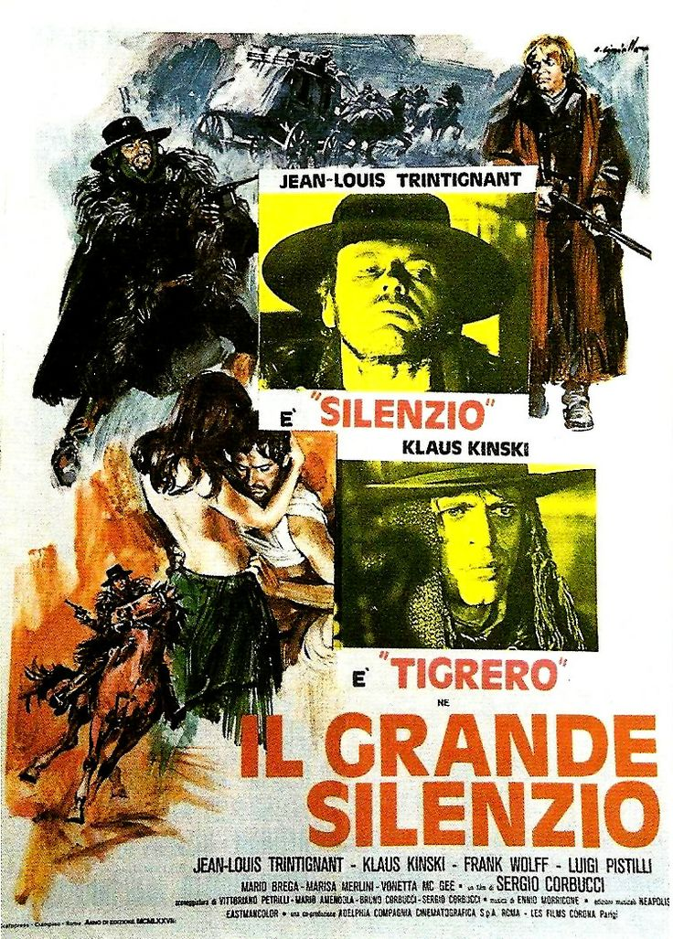 Sergio Corbucci's THE GREAT SILENCE