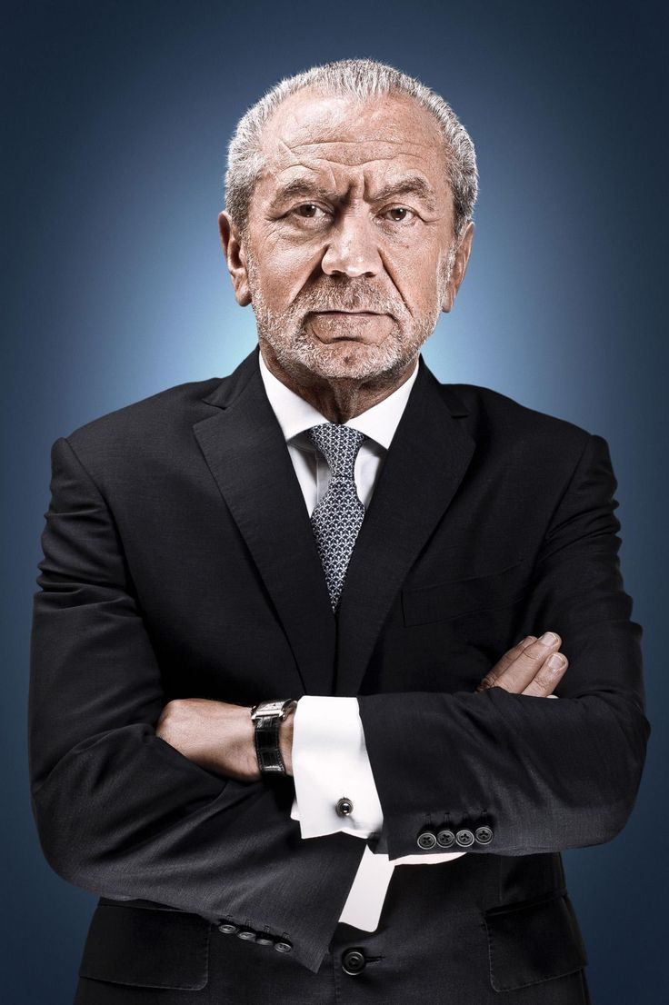 The Apprentice! Love it! Watching through all the back series currently with my dad