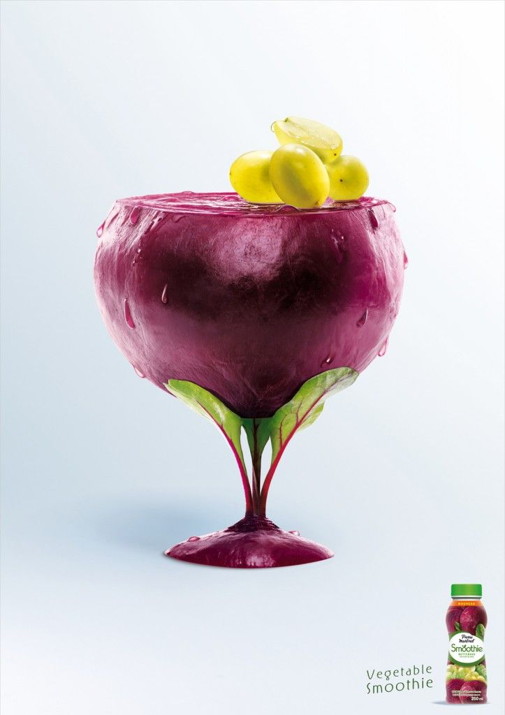 Pierre Martinet - Smoothies de légumes (BEING)