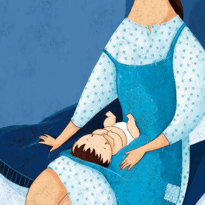 Pinzellades al món: Día de la Mare, il·lustracions / Día de la Madre, ilustraciones / Mothers Day, illustrations