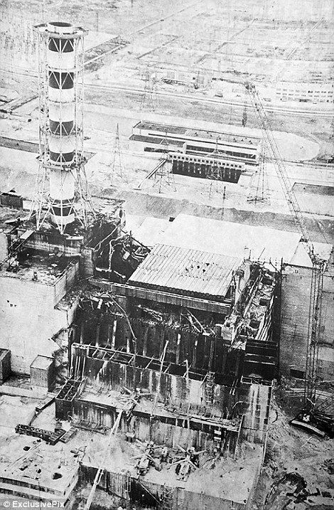 "a history of soviets union chernobyl nuclear plant meltdown in 986 Gorbachev states, ""the nuclear meltdown at chernobyl 20 years ago this month, even more than my launch of perestroika, was perhaps the real cause of the collapse of the soviet union five years later""."
