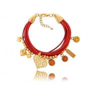 Bransoletka BIL0640 bracelet by Dziubeka