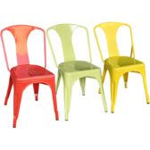 Replica Tolix Dining Chairs $79