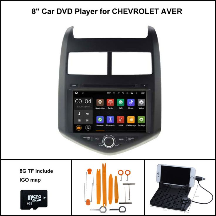 Android 5 1 Quad Core Car Dvd Player For Chevrolet Aveo 2012 Gps