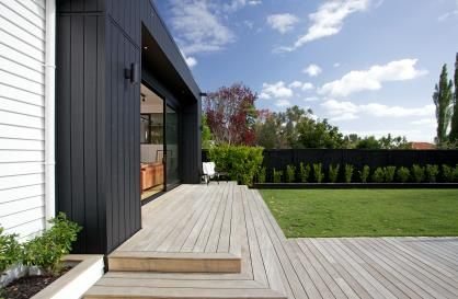 trendsideas.com: architecture, kitchen and bathroom design: Opposites attract