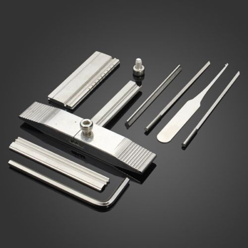 New Lock Pick Tools For KABA Locks Locksmith Tools Set Track Number