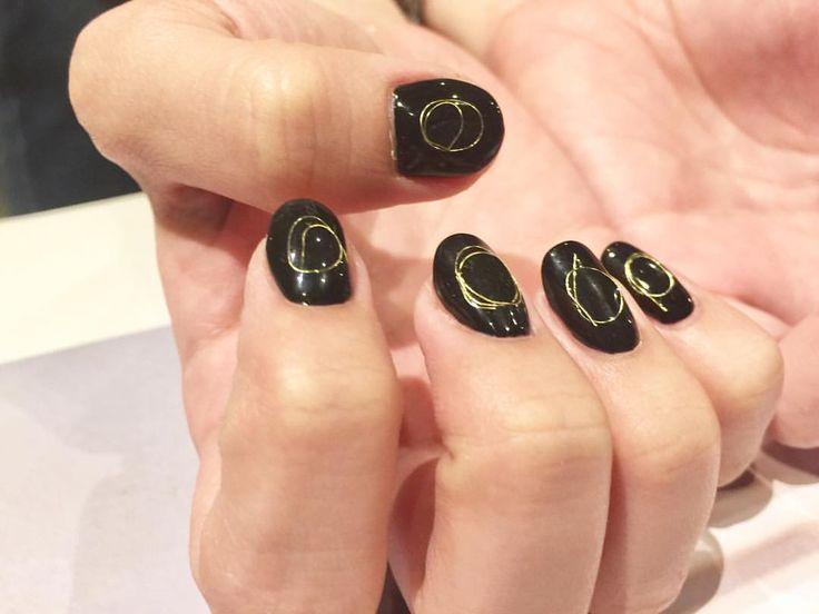 #nail #naildesign #brush #恵比寿ネイルサロン #ワイヤーネイル #個性派ネイル
