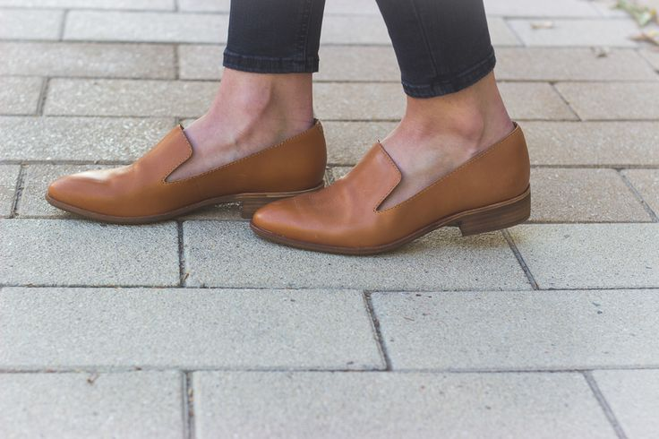Madewell Loafers / LivvyLand