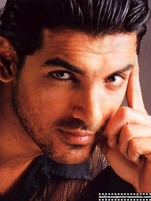 john abraham -as Dev Rao even dad's are allowed to be sexy