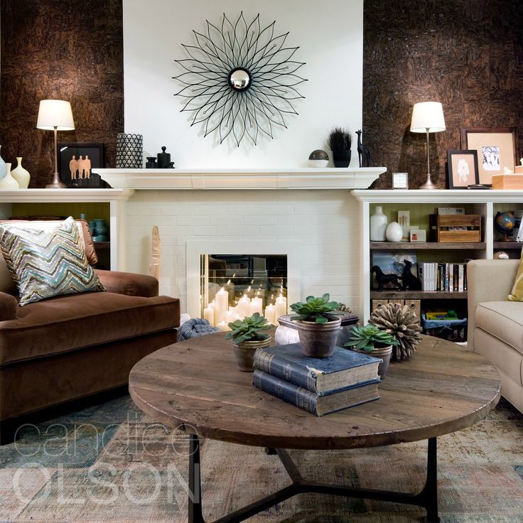 Candice Olson on | Living room designs, Home decor, Interior
