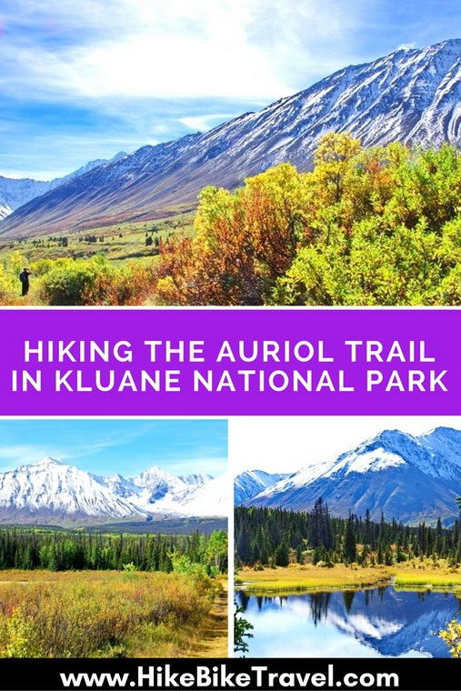 Hiking the Auriol Trail in Kluane National Park