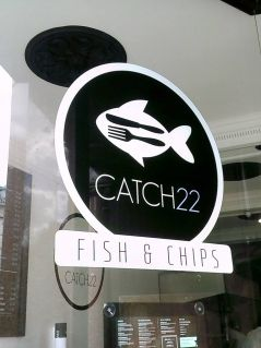 Catch 22 Fish and Chip shop and restaurant in Bristol review                                                                                                                                                                                 More