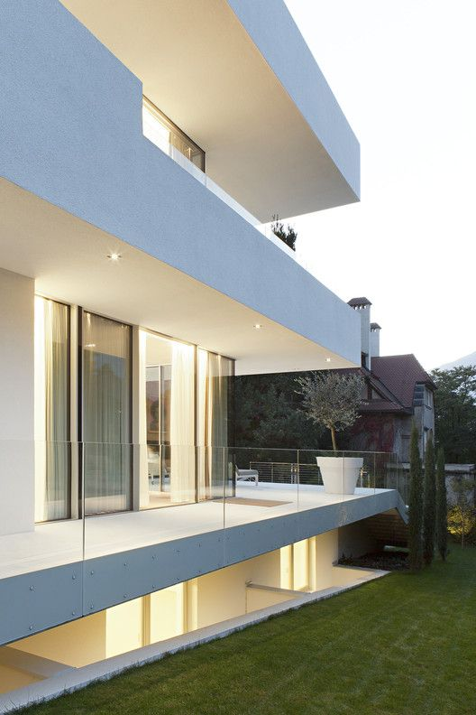 Best Home  Fjellhus Images On Pinterest Architecture - Modern house terrace design