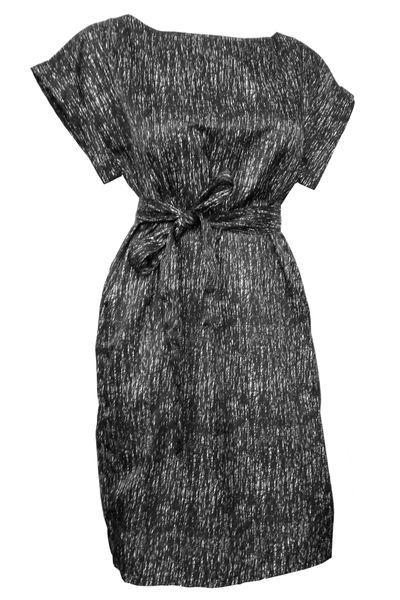 Twig -mekko, vyöllä, Uhana-design