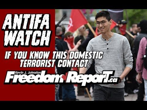 ANTIFA Member: PLEASE IDENTIFY HIM Ottawa Attack on Kevin J Johnston and...