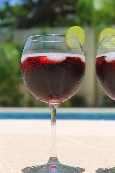 Tinto de Verano - Spanish cocktail