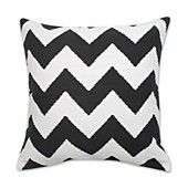 "Jonathan Adler Pop Zig Zag Decorative Pillow, 20"" x 20"""
