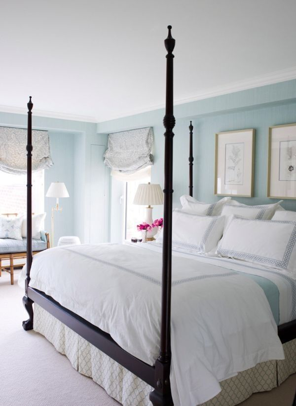 Blue Bedroom Furniture: 12 Best Guest Bedroom- Blue, Gray And Black Images On