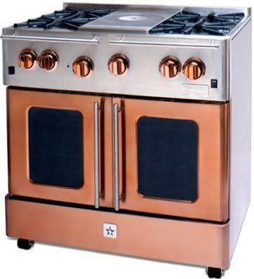 25 Best Copper Kitchen Cooktops Ovens Amp Ranges Images On