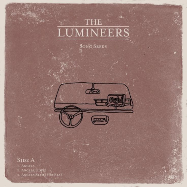 """Grammy-nominated Americana stars The Lumineers today announce the release of 'Seeds', an exclusive 10"""" vinyl set to be released in conjunction with Record Store Day, Saturday 27 April."""