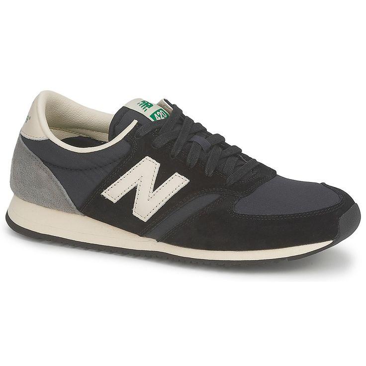 New Balance U420 PREM Preto / Cinza                                                                                                                                                      Mais