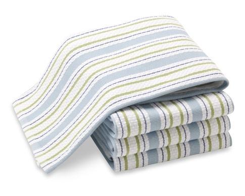 #cultivateit Williams Sonoma Stripe Dishcloth, Set Of 4, Blue/Green. Best  DishesDish TowelsTea ...