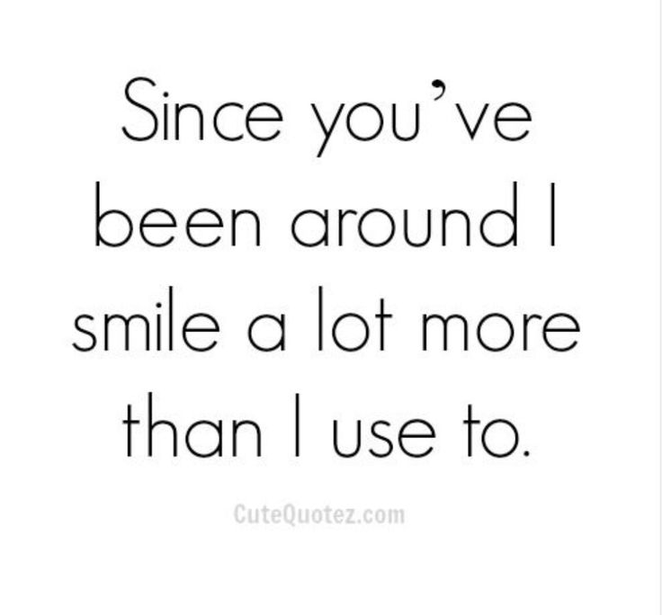 Sweet Love Quotes For Him: Best 25+ Cute Words Ideas On Pinterest