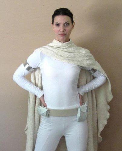 Handmade Star Wars Padme Costume My Cosplay And Costumes