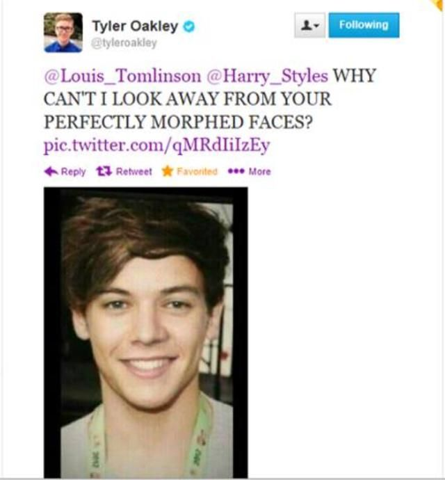 OH MY GOSH. Tyler Oakley, everyone... AND ARE WE JUST NOT GOING TO TALK ABOUT IS PICTURE?! I MEAN, COME ON PEOPLE!