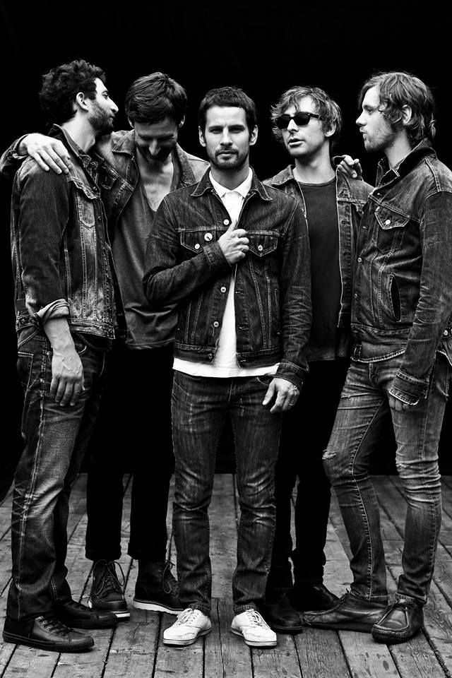 Sam Roberts Band - Montreal, Quebec Songs to check out:  Let it In, We're All in this Together, Brother Down, Them Kids, Bridge to Nowhere