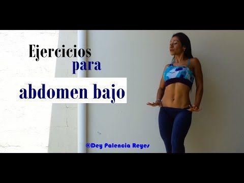 (2) Ejercicios Para Abdomen Bajo - Rutina 464 - Abdominales en 10 minutos - Dey Palencia Reyes - YouTube
