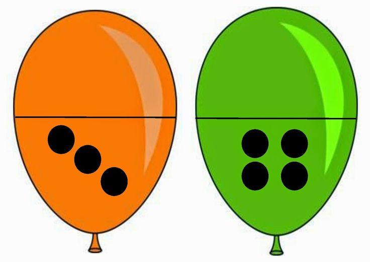 Ελένη Μαμανού: Κλόουν με μπαλόνια - Αρίθμηση