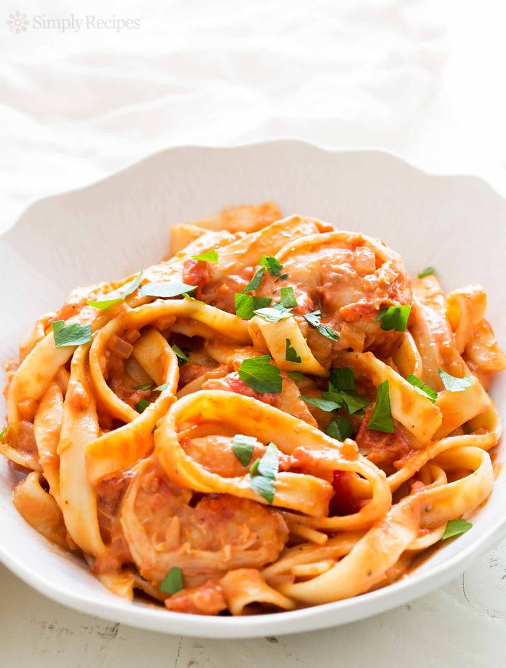 This vodka sauce is velvety creamy tomato sauce that happens to be cooked with a splash of vodka, which remarkably makes this simple sauce taste simply sublime.