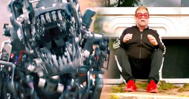 New Kingsman 2 Trailer Has Evil Robot Dogs Hunting Elton John -- Julianne Moore gets aggressive in the final footage from Kingsman: The Golden Circle before it hits theaters this September. -- http://movieweb.com/kingsman-golden-circle-trailer-3/