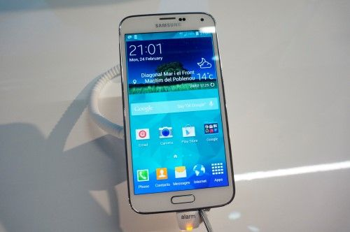 Samsung's Galaxy S5 phones to come with $500 worth of apps