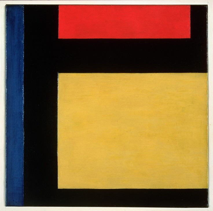 Contra compositie, by Theo van Doesburg