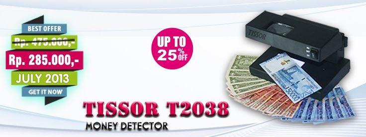 Promo Money Detector
