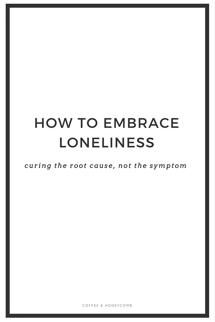 how to deal with loneliness after a break up