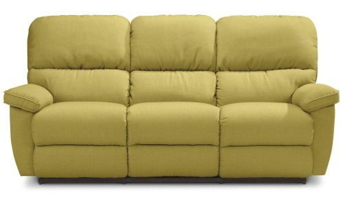lazyboy-Clarkston 3 Seater - but in white leather