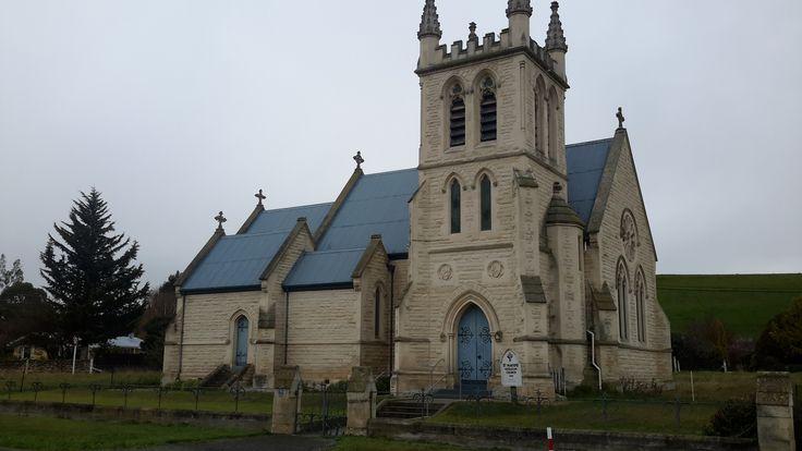 Duntroon Anglican Church, Waitaki District, New Zealand